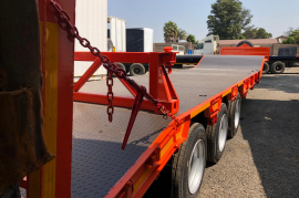UBT, Heavy Duty Tri Axle Stepdeck, Lowbed Trailer, New