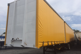 UBT, Tautliner 6m X 12m, Superlink Trailer, New, 2020