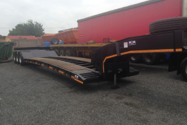 UBT, Removable Neck Heavy Duty, Lowbed Trailer, New, 2020