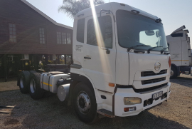 UD, Double Diff, Truck Tractor, Used, 2015
