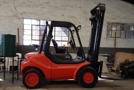 Linde, H45, Forklift, Used, 2011