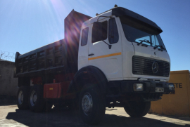 Mercedes Benz, 2636 V - Series, 6x4 Drive, Tipper Truck, Used