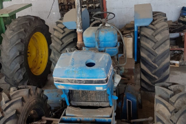 Ford, 5610 , 4WD, Tractor, Used, 1994