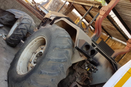 Foton, 824, 4WD, Tractor, Used, 2008