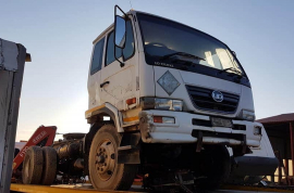 UD, 100 series , 4x2 Drive, Truck Tractor, Used, 2013