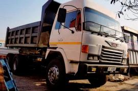 Hino, 26.280, 6x4 Drive, Tipper Truck, Used