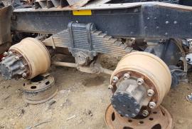 Truck Parts, UD, Quan 6x4, Axels, Used