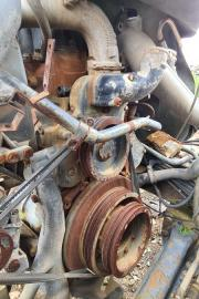 Truck Parts, MAN, D2876 LF02, Engine, Used