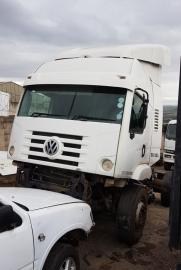 Truck Parts, Volkswagen, 19.320 Truck Tractor, Stripping for Parts, Used, 2008