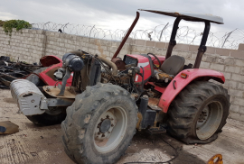 Farming Parts, Massey Ferguson, 455 extra 4WD, Stripping for Parts, Used
