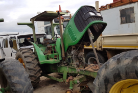 Farming Parts, John Deere, 6215 2WD, Stripping for Parts, Used