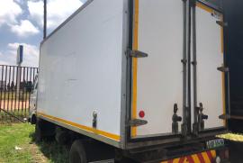 Tata, 709 , LWB, Volume Van Truck, Used, 2006