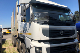 Volvo, MFX 400, Double Diff, Log Carrier Truck, Used, 2012