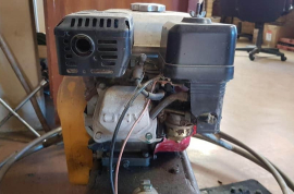 Various, Honda Motor, Broom / Sweeper, Used, 2011