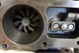 Truck Parts, Hino, Garrett Turbo KO2, Engine Parts, New, 2017