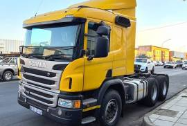 Scania, P410, 6x4 Drive, Truck Tractor, Used, 2017