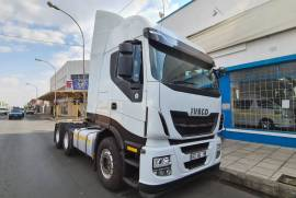 Iveco, Stralis 480, 6x4 Drive, Truck Tractor, Used, 2018
