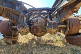 Truck Parts, Tata, 1518 c, Stripping for Parts, Used, 2008