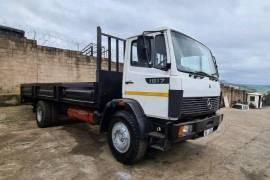 Mercedes Benz, 1617 turbo, 4x2 Drive, Dropside Truck, Used, 1993