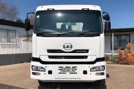 Nissan, UD390, 6x4 Drive, Tipper Truck, Used, 2010
