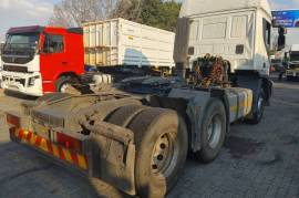 Iveco, Trakker 440 Highroof , 6x4 Drive, Truck Tractor, Used, 2015