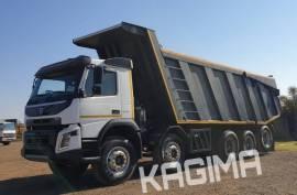 Volvo, FMX 440, 10x4 Drive, Tipper Truck, Used, 2017