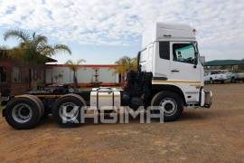 UD, GW26-450 Hi Roof , 6x4 Drive, Truck Tractor, Used, 2016