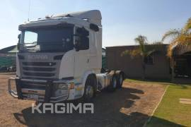 Scania, G460, 6x4 Drive, Truck Tractor, Used, 2016