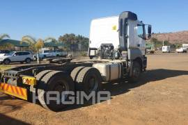 Mercedes Benz, Axor 3340 , 6x4 Drive, Truck Tractor, Used, 2015