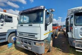Iveco, LWB, Other, Used, 2002