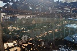 Truck Parts, Other, Centre Portion, Various Truck Bodies, Used