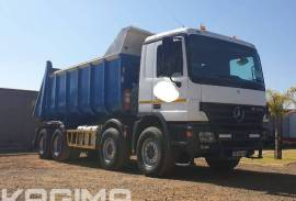 Mercedes Benz, Actros 4140, 8x4 Drive, Tipper Truck, Used, 2007