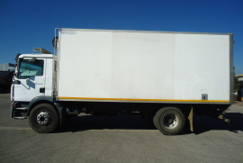 MAN,  15.240 8 Ton, 6x2 Drive, Refrigerated Truck, Used, 2008