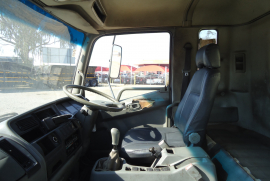 Fuso, 14.213 8 Ton Tautliner, 4x2 Drive, Curtain Side Truck, Used, 2011