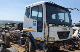 Truck Parts, Tata, 3439 - 6x4, Chassis, Used, 2008