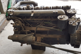 Truck Parts, ADE, 407 turbo & non turbo, Engine, Used