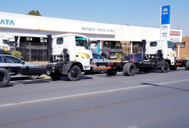 Tata, LPT , 4 Ton, Chassis Cab Truck, New, 2021