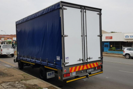 Tata, LPT 813, 4 Ton, Curtain Side Truck, New, 2021