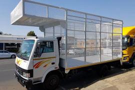 Tata, LPT 813, 3,5 Ton, Cage Body Truck, New, 2020