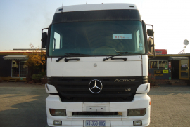 Mercedes Benz, Actros 33.48  MP1, 6x4 Drive, Truck Tractor, Used, 2003