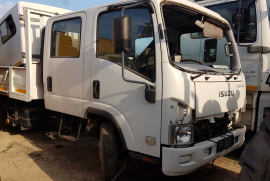 Truck Parts, Isuzu, NPR300 automatic, Stripping for Parts, Tipper Body, Used, 2009