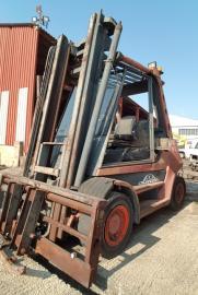 Linde, HD70-D 03, Forklift, Used, 2012
