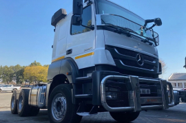 Mercedes Benz, 3340 Axor, 6x4 Drive, Truck Tractor, Used, 2018