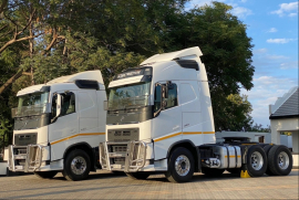 Volvo, 440 V4 Globetrotter, 6x4 Drive, Truck Tractor, Used, 2016
