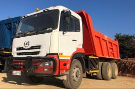 UD, 390 , 6x4 Drive, Tipper Truck, Used, 2011