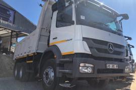 Mercedes Benz, 2628, 6x4 Drive, Tipper Truck, Used, 2017