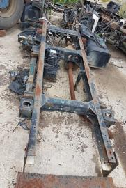Truck Parts, Various, used and de registered, Chassis, Used