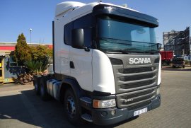 Scania, G460, Double Diff, Truck Tractor, Used, 2015
