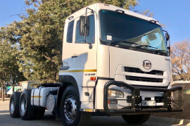 UD, GW 26-490, 6x4 Drive, Truck Tractor, Used, 2014