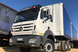 Powerstar, 2642, 6x4 Drive, Truck Tractor, Used, 2018
